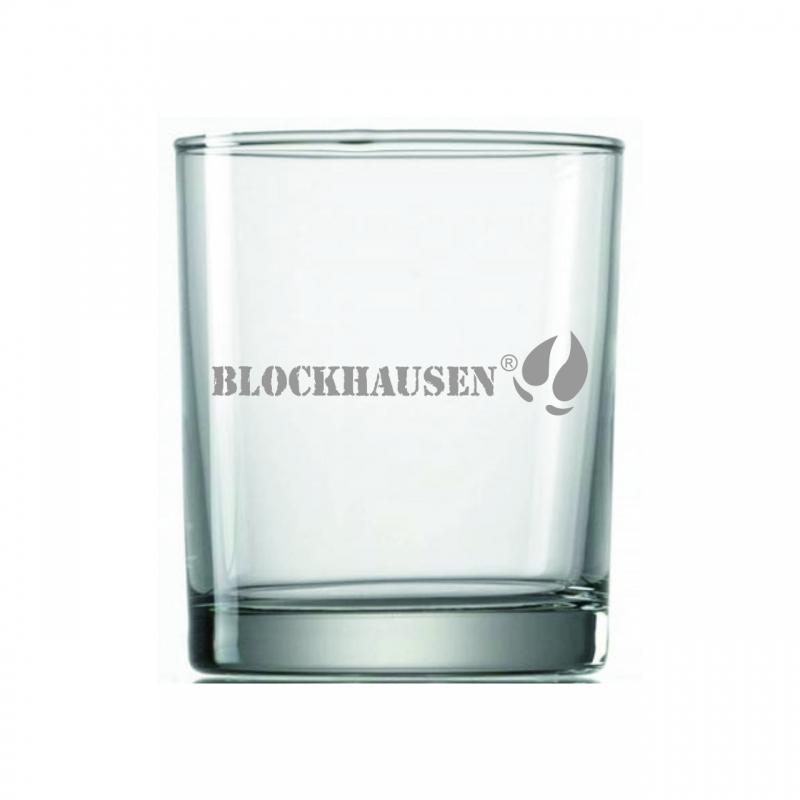 Whiskyglas Blockhausen