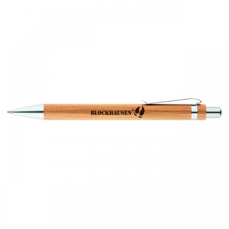 Kugelschreiber Blockhausen