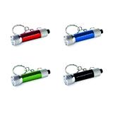 Schlüsselanhänger Taschenlampe mit Wunschgravur
