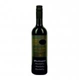 Rotwein Schwarze Seele Flaschenpost mit Wunschgravur