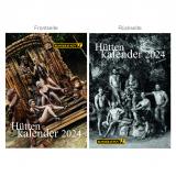 Hütten-Kalender 2022 for men / for women
