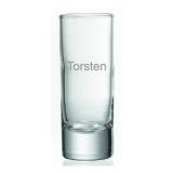 Schnapsglas mit Wunschname